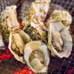 糸島の牡蠣小屋はどうなの、調べて記録してみます!(50代趣味探し)